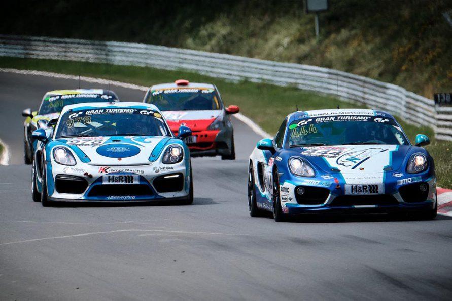 Weltberühmte Nürburgring